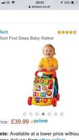 V-Tech activity walker