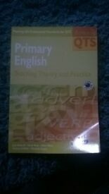 primary english teaching theoy and practoce second edition