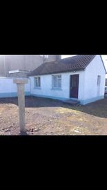 ONE BEDROOM HOUSE FOR RENT IN COLERAINE
