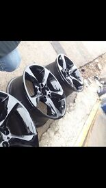 "BMW ALLOY WHEELS 19"" GENUINE Twist Spoke 255/30/19 3 Series E92 Coupé"