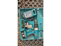 Old Makita drill for DIY
