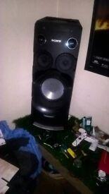 sony mhc-v7d 1500 watt hifi