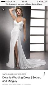 Sorrento Midgley Delanie wedding dress