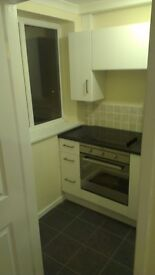 One-bedroomed flat in Deepcar Sheffield recently refurbished £350 pcm