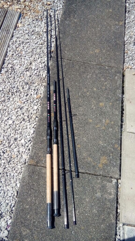 Avanti 15/18/20 ft waggler rod