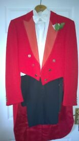 Genuine Ringmasters Outfit