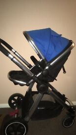 Mother care journey blue 3in1