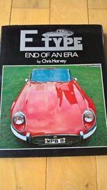 E Type - End of an Era by Chris Harvey