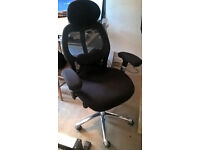 Ergo-tek office chair - perfect condition!