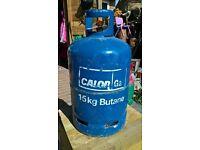 gas bottel 15kg empty