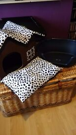 2 dog beds for sale