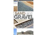 Sand / Gravel / Chippings Etc