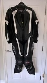 RST R-14 1 piece leather suit -