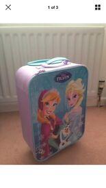 Disney frozen wheeled suitcase