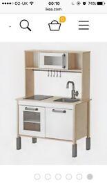 Ikea childs toy kitchen