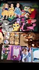 Girls toy bundle as new