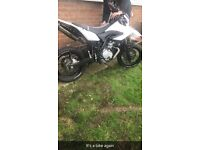Yamaha Wr 125 2013 not dt rs yzfr