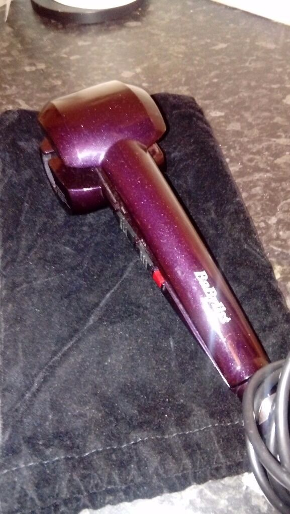 Babyliss pro curler in excellent condition forbsale