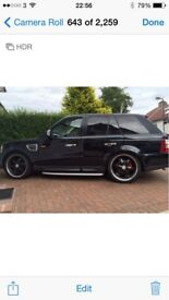 Range Rover sport tdi ,Mint conditions