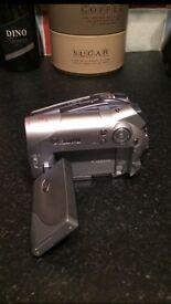 Canon digital camcorder