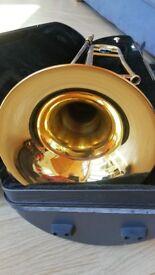 Yamaha YSL-354 trombone