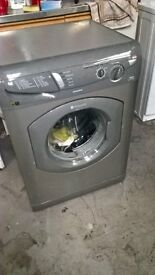 hot point Washing machine 7kg...mint free delivery