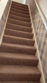 2 bedroom maisonette flat lossie place near Ninewells hospital