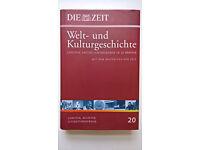 Die Zeit: Welt- und Kulturgeschichte - German language encyclopedia, 20 volumes