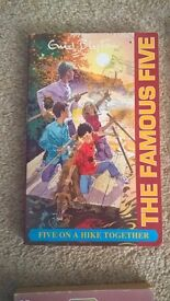 7 ENID BLYTON BOOKS CHEAP BUNDLE!