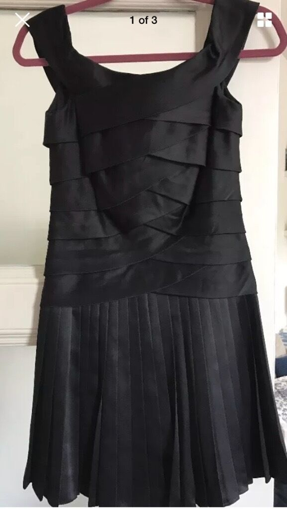 9ef0d848835ae Ted Baker and Karen Millen black dresses size small