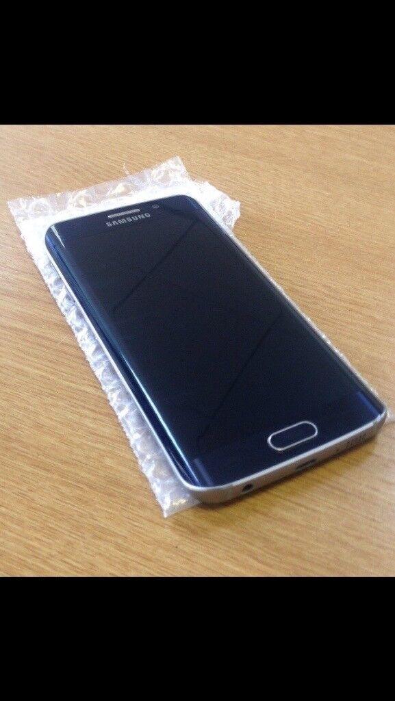 Samsung s6 edge unlock in excellent condition