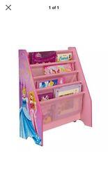 Disney princess book shelf