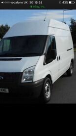 VAN AND MAN REMOVALS /storage facilities /HOUSE CLEARENCE/office CLEARENCE