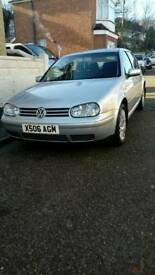 Volkswagen Golf V5 2.3L Petrol car for sale