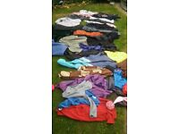 Clothing job lot all second hand and in good condition 2 bags