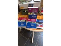 FAB SET OF BOOKS ...BLACKSTONES POLICING/CRIME/EVIDENCE BOOKS GREAT FOR STUDENT ONLY £6 THE LOT