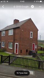 Leadgate 2 bedroom house for rent