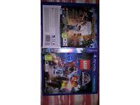 ps vita game Lego Jurassic park
