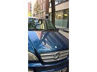 Mercedes ML 270 diesel for sale.