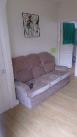 For sale sofa and matching chair