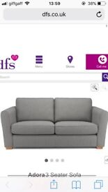 Sofa 3 seater DFS