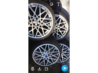 """19"""" rotiforms 5/100 fitment"""