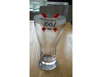 48 Kronenbourg pint glass