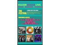 Major Rock 2017! Maldon Summer Festival