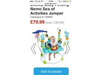 Finding Nemo Activity Jumper