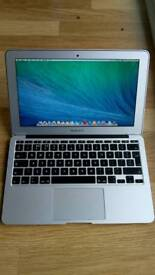 macbook air 11 early 2014, 8G Ram, 256G SSD