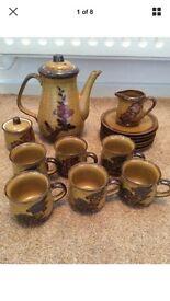 Vintage / retro coffee pot set