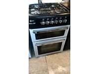 flavel milano gas cooker .60cm Mint