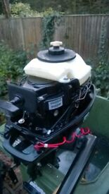 Mariner 3.5 hp longshaft 4 stroke outboard engine 2013
