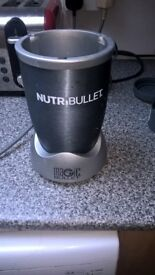 Nutribullet and accessories